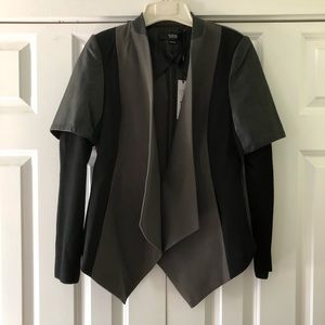 ⭐️ Cut25 Drape Front Jacket